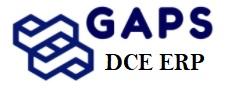 Logo GAPS DCE ERP